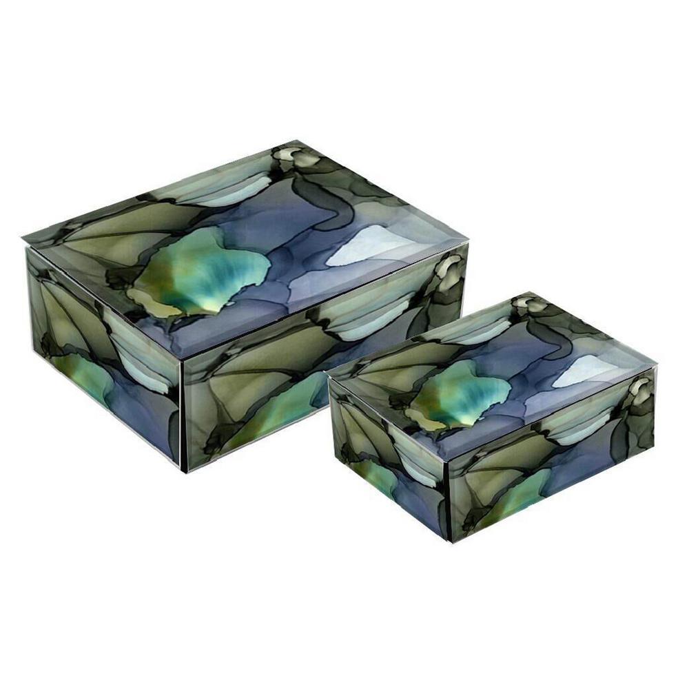 Glass Box (set of 2)