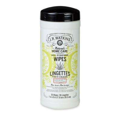 Aloe and Green Tea All-Purpose Wipes