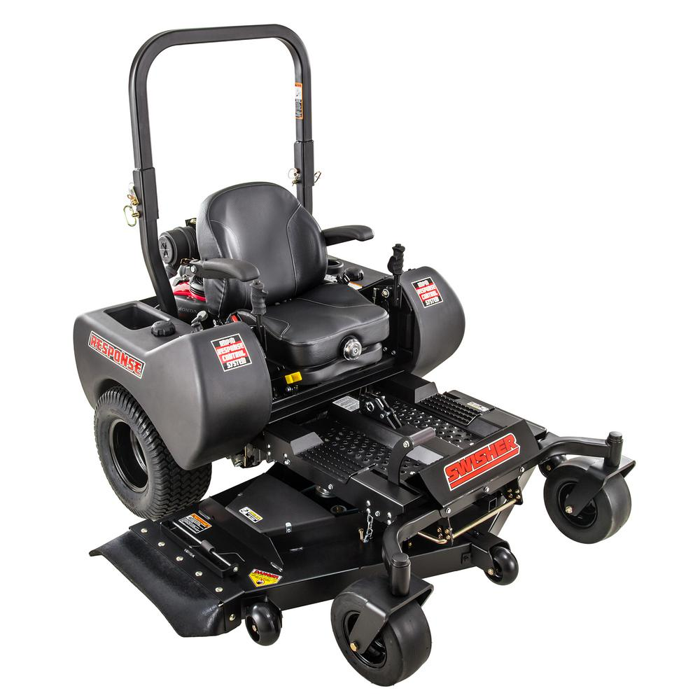 Commercial Grade Response Pro 54 in. 21.5-HP Honda Zero Turn Riding