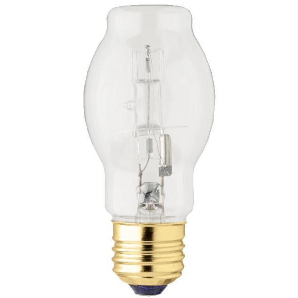 43-Watt Halogen BT15 Clear Medium Base Light Bulb