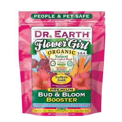 4 lb. Annual Bloom Flower Garden Fertilizer