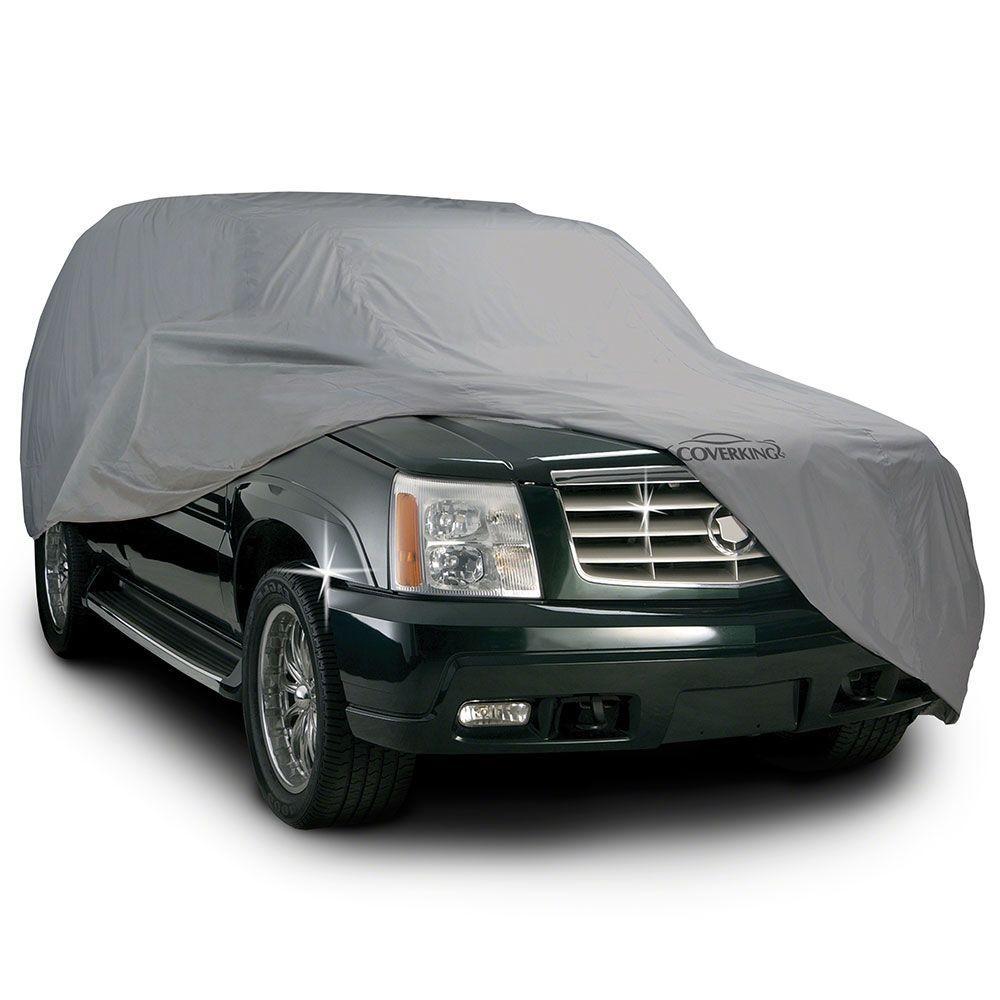 Triguard Mini Size Crew Cab Short Bed Universal Indoor/Outdoor Truck Cover