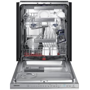 store so sku 5 samsung 24 in top control dishwasher in stainless steel