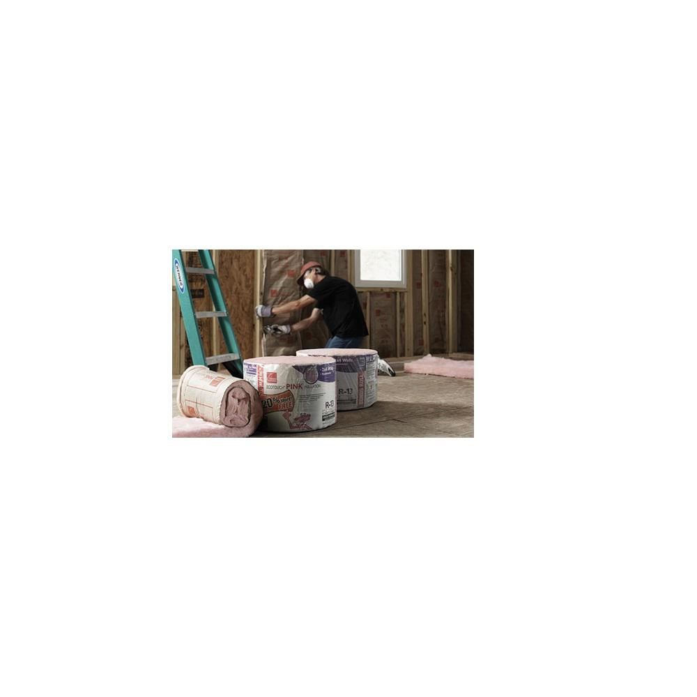 Owens Corning R 19 Kraft Faced Fiberglass Insulation Roll