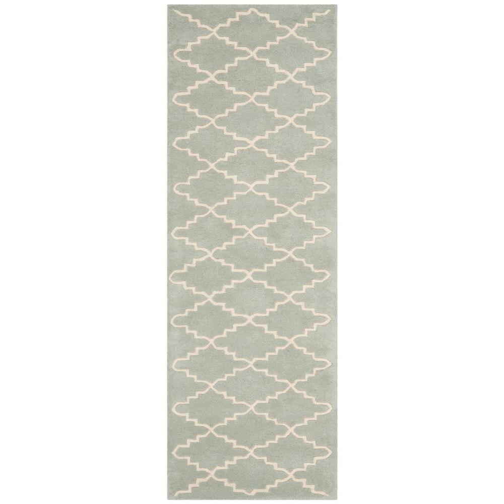Chatham Grey/Ivory 2 ft. 3 in. x 7 ft. Runner