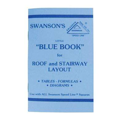 Little Blue Book of Instructions for Roof and Stairway Layout