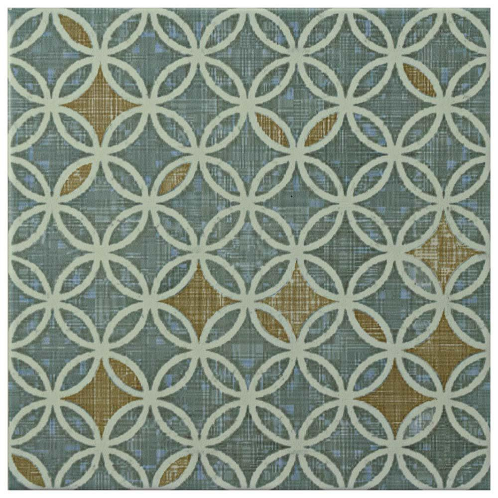 Merola Tile Boheme Full 7 3 4 In X 7 3 4 In Ceramic