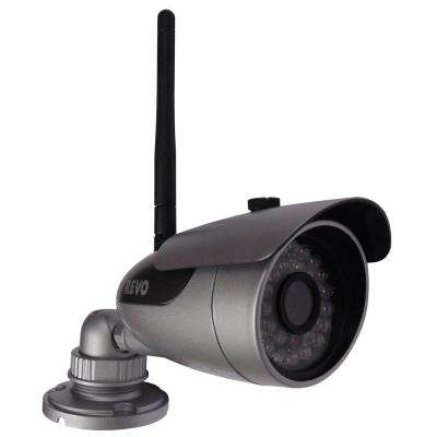 Wireless 600 TVL Bullet Indoor/Outdoor Surveillance Camera