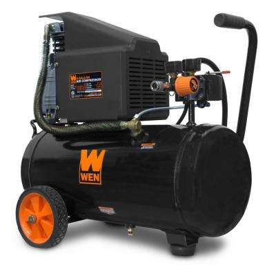 Oil Lubricated Portable Horizontal Air Compressor