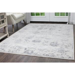 Click here to buy  Kenmare Gray 9 ft. 2 inch x 12 ft. 5 inch Indoor Area Rug.