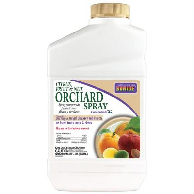 32 oz Citrus, Fruit, & Nut Orchard Concentrate