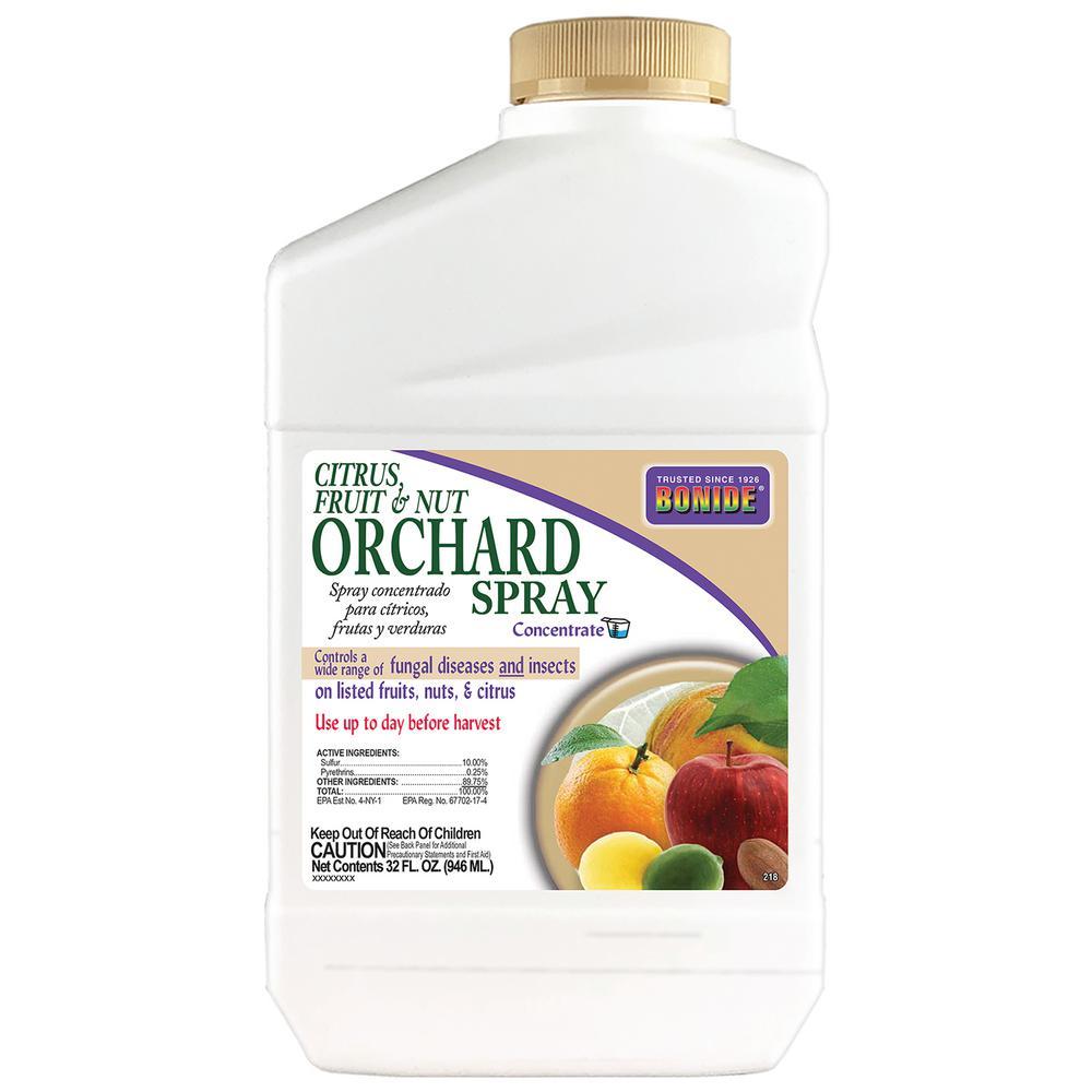32 oz Citrus, Fruit, & Nut Orchard Concentrate
