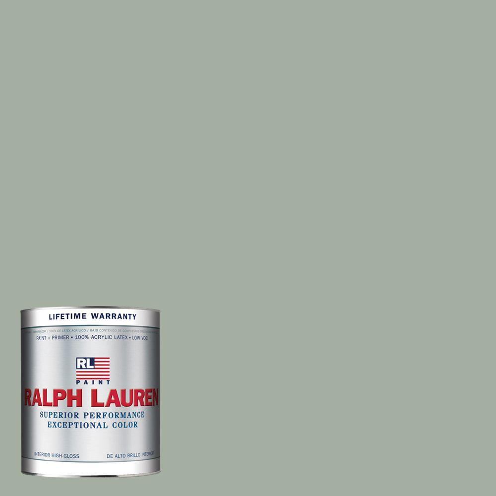 Ralph Lauren 1-qt. Green Copse Hi-Gloss Interior Paint
