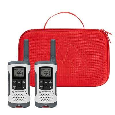Talkabout T280 Rechargeable 2-Way Radios Emergency Preparedness Edition