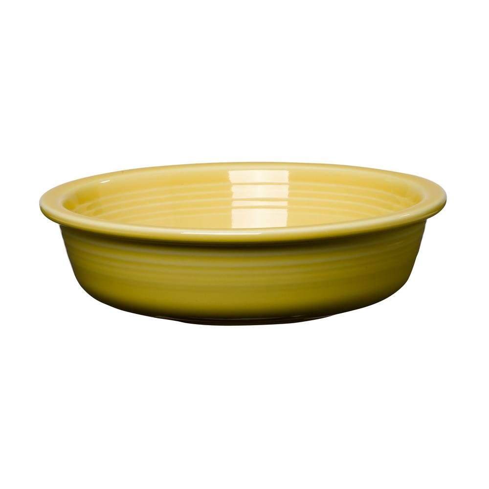 Fiesta Sunflower Medium Bowl 461320u The Home Depot