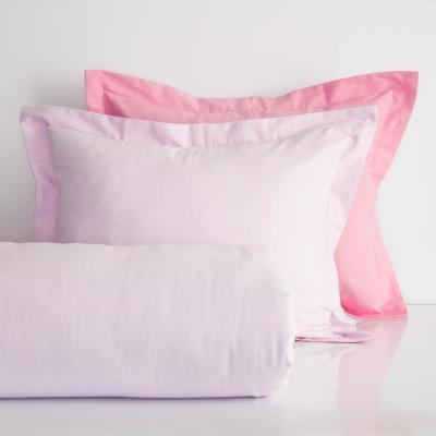 Grant Light Lilac and Peony Full Duvet Set
