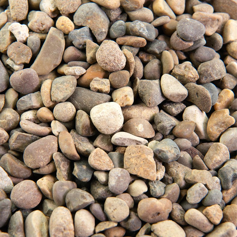 Reviews For Southwest Boulder Stone 25 Cu Ft 3 8 In Ironwood Bulk Landscape Rock And Pebble For Gardening Landscaping Driveways And Walkways 02 0085 The Home Depot