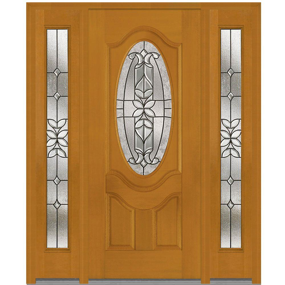 Staining Fiberglass Doors Door Ideas Themiraclez