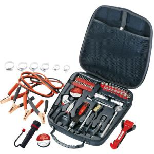 Click here to buy Apollo Travel and Automotive Tool Set (64-Piece) by Apollo.