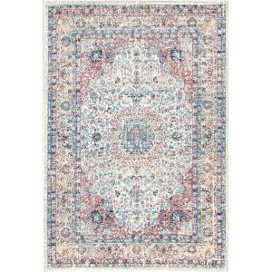 Verona Vintage Persian Gold 5 ft. x 8 ft. Area Rug