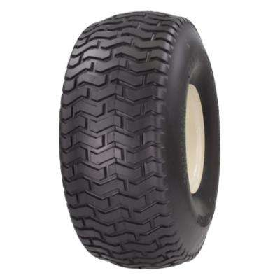 Soft Turf 15X6.00-6 4-Ply Lawn and Garden Tire (Tire Only)