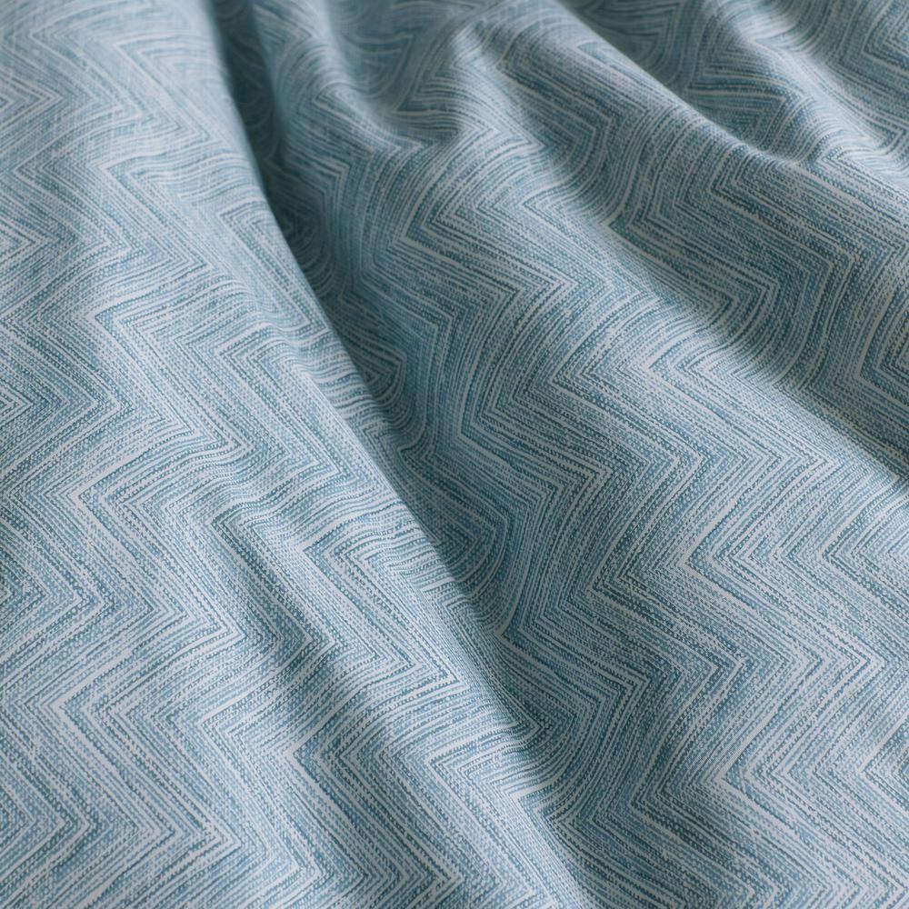 Herringbone 200-Thread Count Organic Cotton Percale Duvet Cover Set