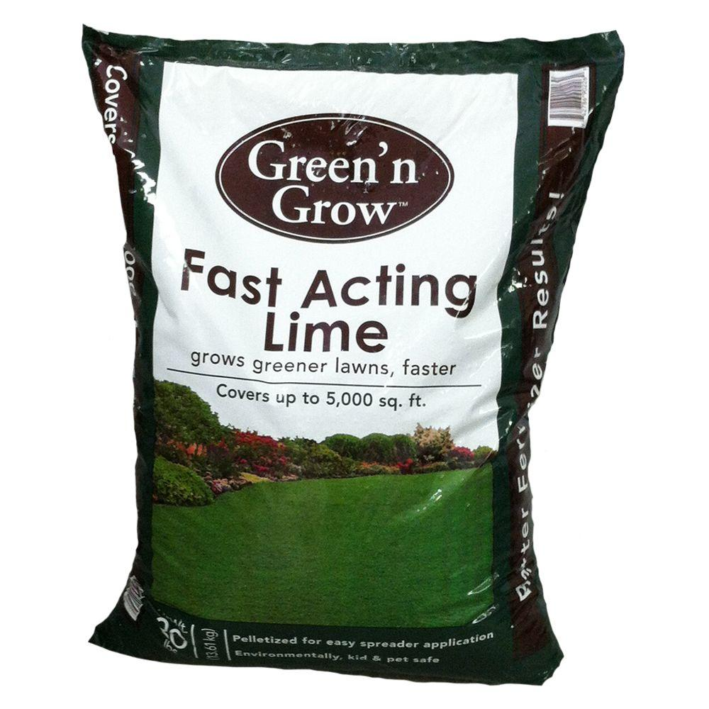 Green 'n Grow 30 lb. Specially Formulated Limestone