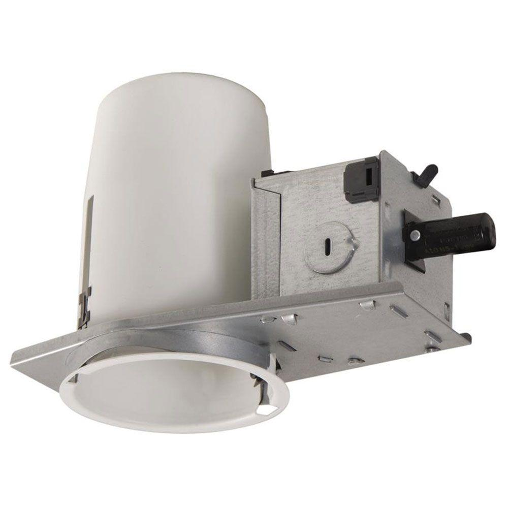3 in recessed lighting housings recessed lighting the home depot steel recessed lighting housing for remodel ceiling no insulation contact aloadofball Image collections