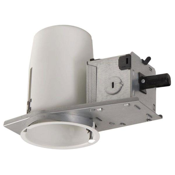 Halo 3 In Remodel Non Ic Rated Recessed Housing Lighting For Ceiling H36rtat The Home Depot