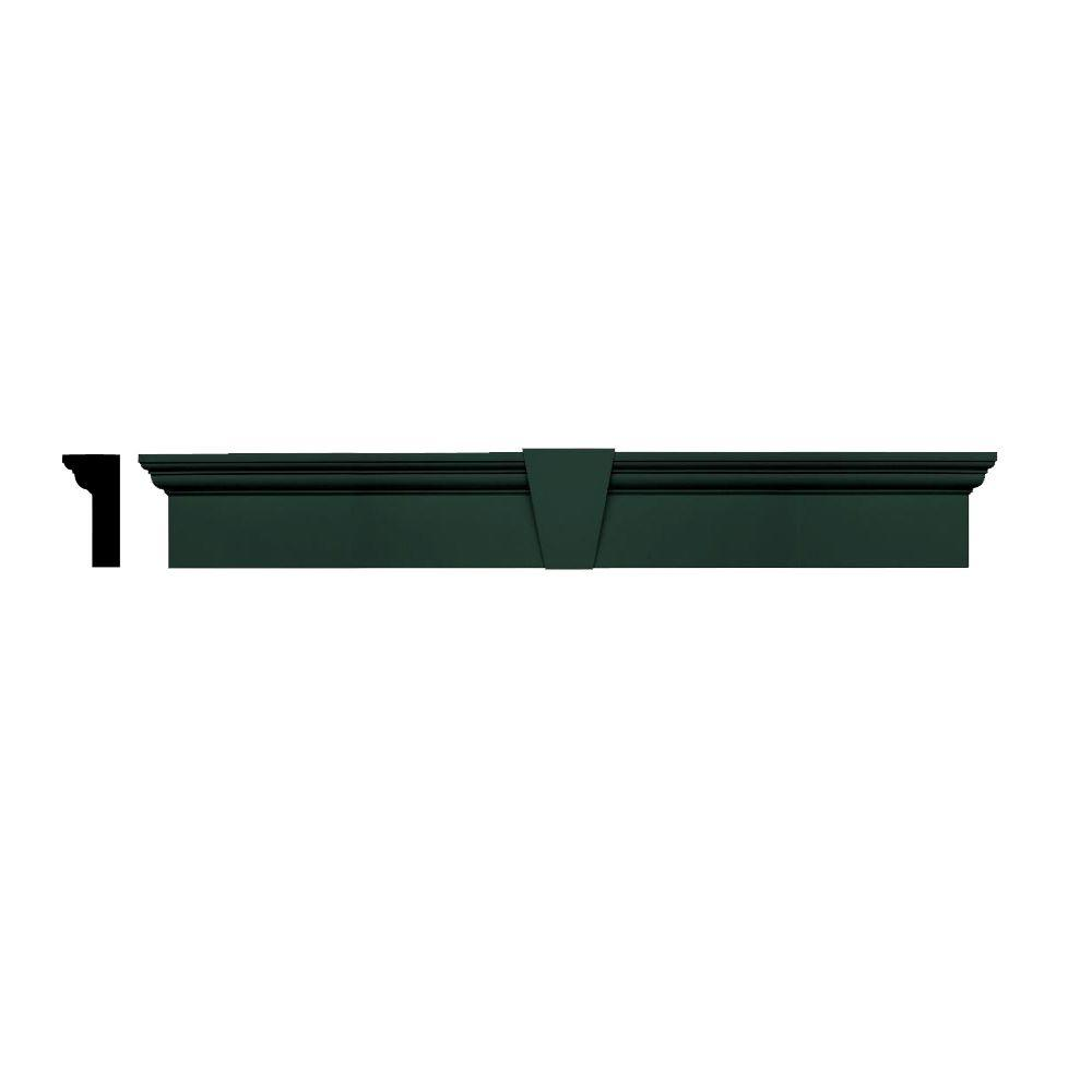 3-3/4 in. x 9 in. x 73-5/8 in. Composite Flat Panel