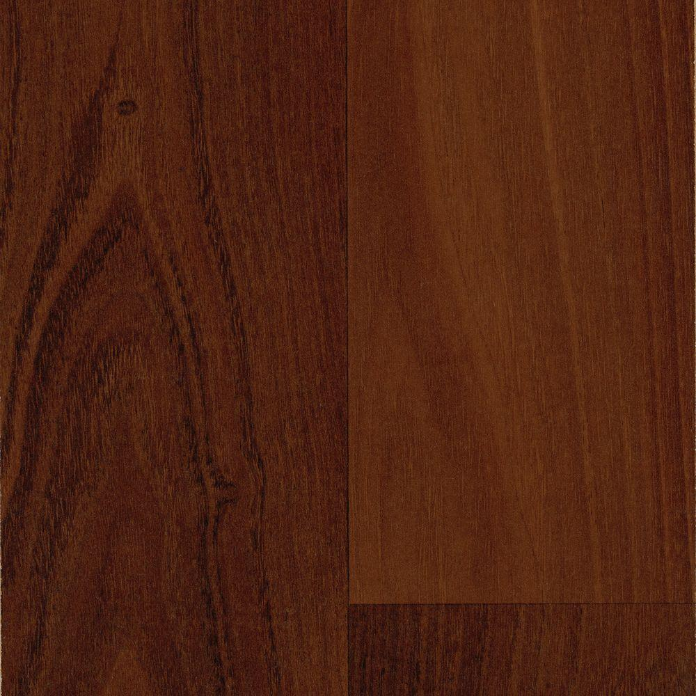 Mohawk Take Home Sample Camellia Vineyard Acacia Laminate Flooring 5 In X 7