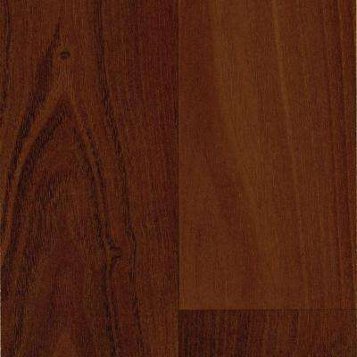 Take Home Sample - Camellia Vineyard Acacia Laminate Flooring - 5 in. x 7 in.