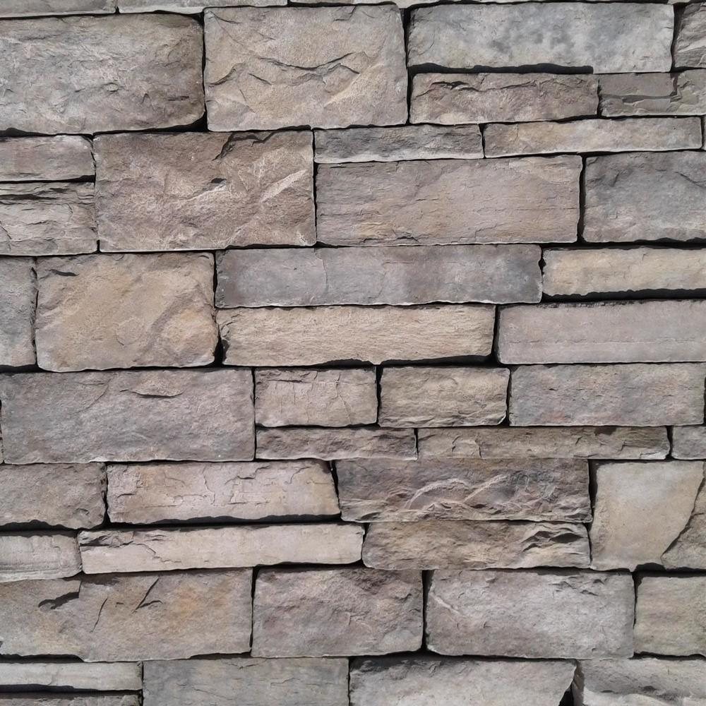 Faux Brick Wall Panels From Home Depot: Veneerstone Pacific Ledge Stone Cordovan Corners Lin. Ft