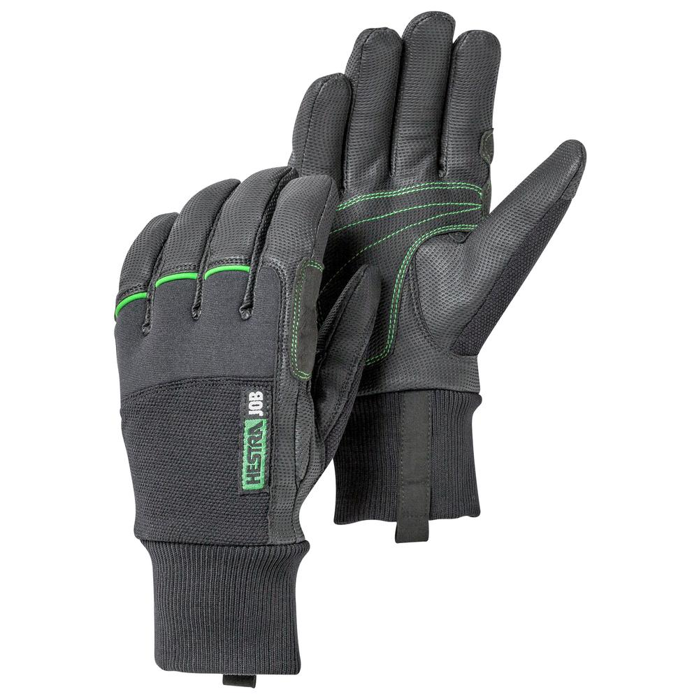 35af0b937ae2f Hestra JOB Medium Epsilon Cold Weather Gloves-74730-08 - The Home Depot