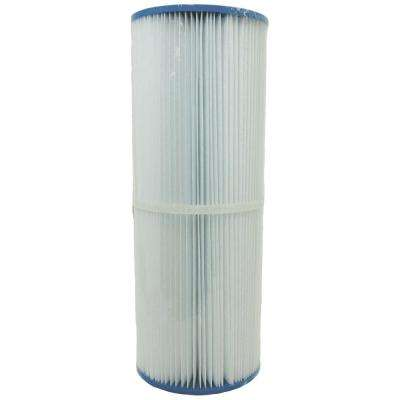 4000 Series 4-15/16 in. Dia x 13-5/16 in. 25 sq. ft. Replacement Filter Cartridge with 2-1/8 in. Opening