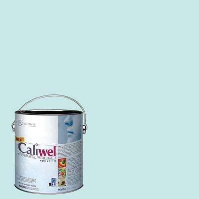 1 gal. Calm Haven Green Latex Premium Antimicrobial and Anti-Mold Interior Paint