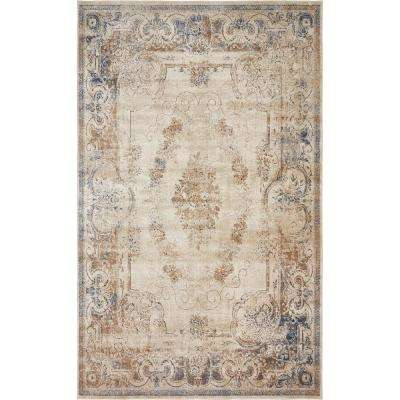 Chateau Lincoln Beige 5' 0 x 8' 0 Area Rug