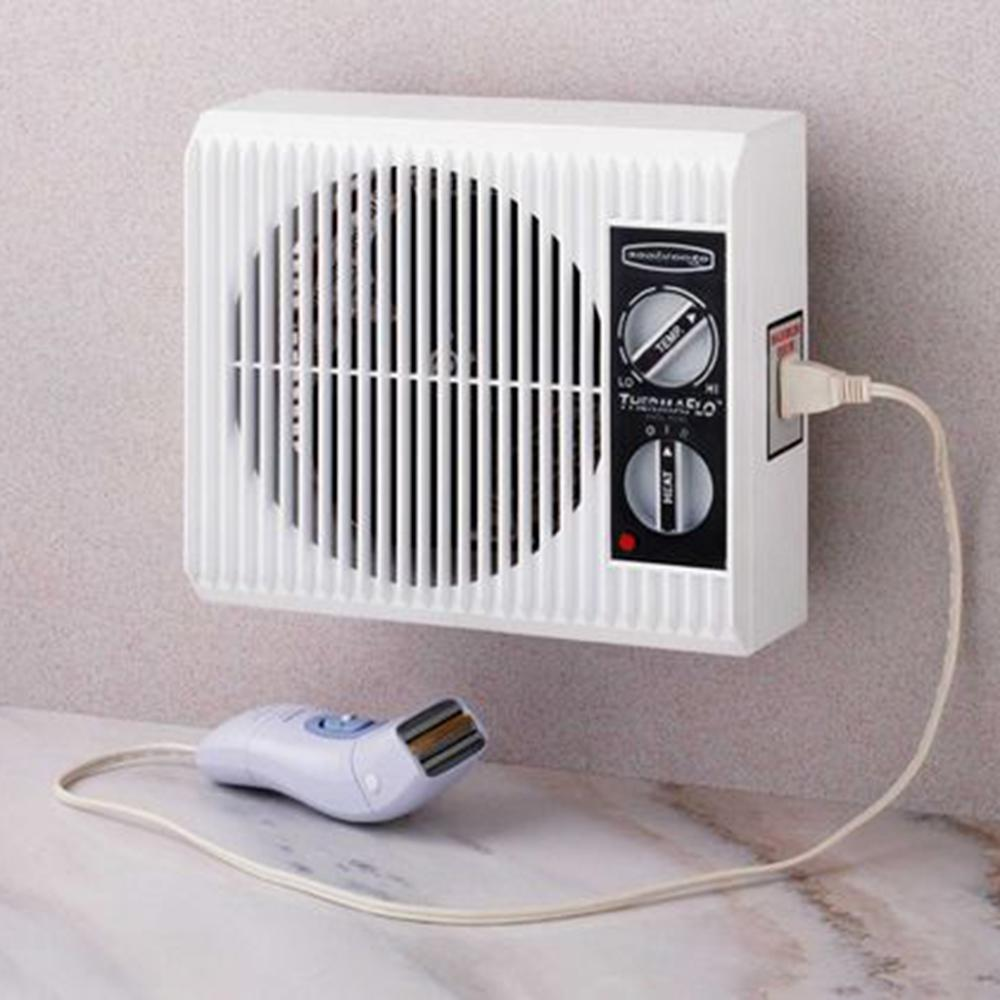 Seabreeze Off The Wall 1500 Watt Electric Portable Heater