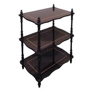 Cherry End Table by