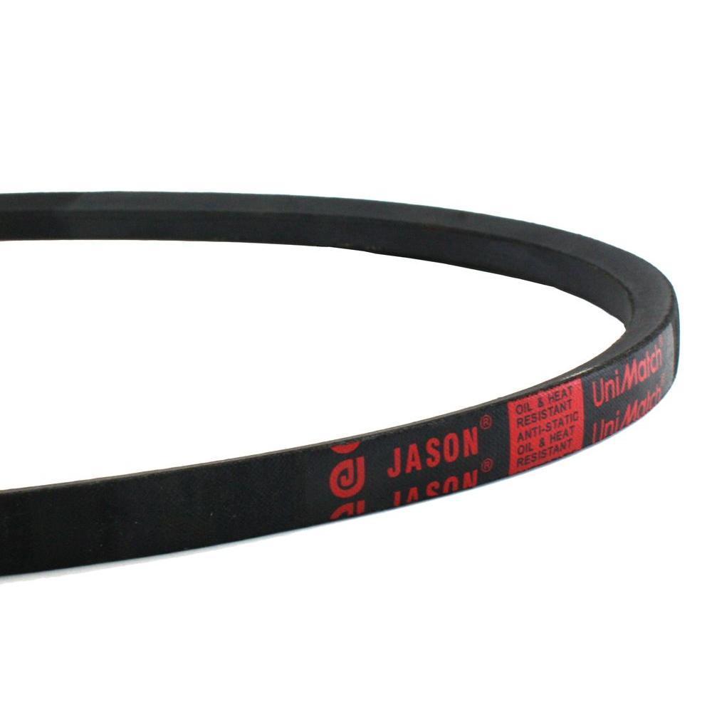 Jason Industrial Dual V-Belt