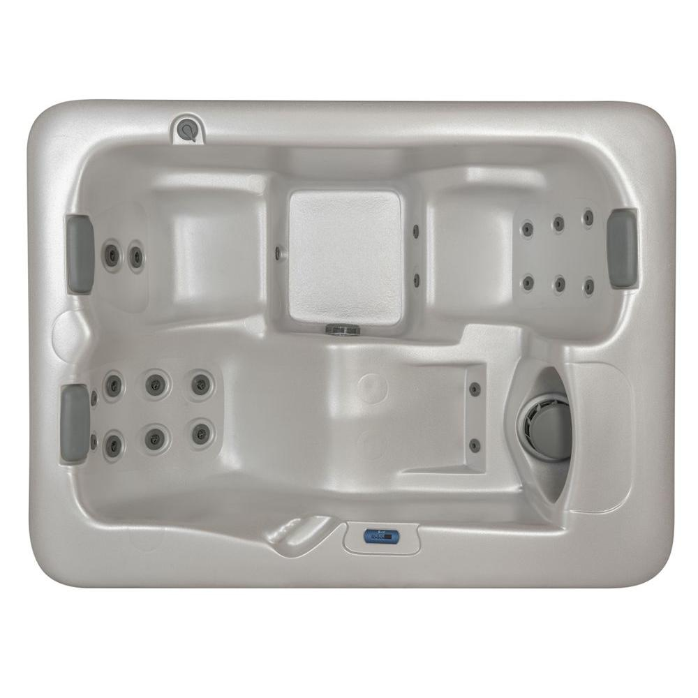 Summit Hot Tubs Taos 3-Person 20-Jet Spa with Lounger
