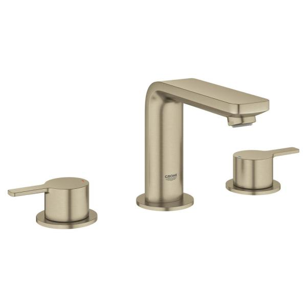 Grohe Lineare 8 In Widespread 2 Handle