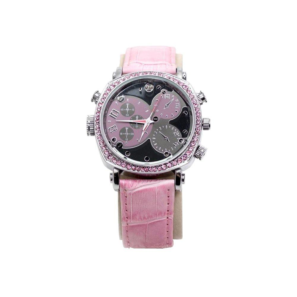 HD and Night Vision Women Spy Watch