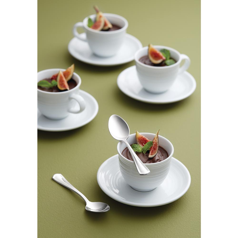 Oneida Eton Silverplate Coffee Spoons Set Of 36 1305sadf The Home Depot