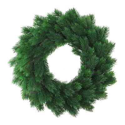 Northlight 30 Inch Unlit Wreaths Green