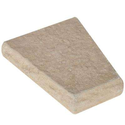 Key Stone Taupe 10 in. x 7-3/4 in. x 4-3/4 in. Manufactured Stone Accessory
