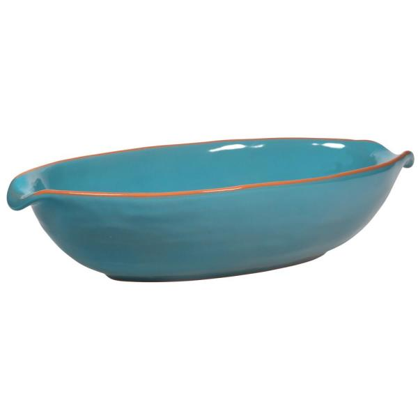 HOME ESSENTIALS AND BEYOND 3 Qt. Oval Baker