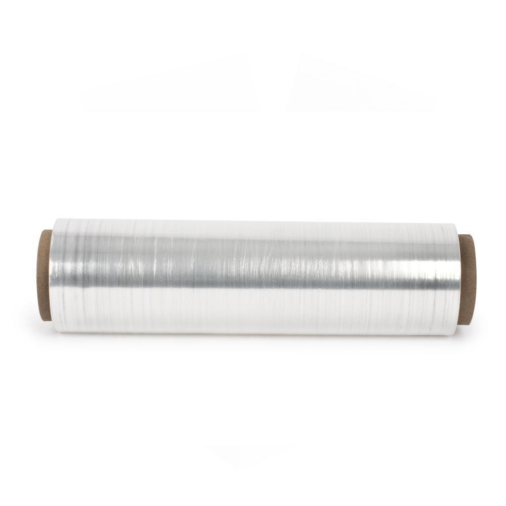 Pratt Retail Specialties 12.2 Micron 17.5 in. x 1500 ft. High Performance Cast Clear Stretch Wrap