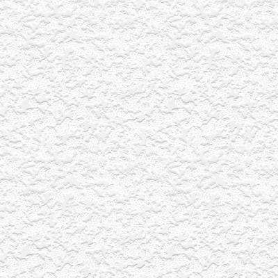 56 sq. ft. Heavy Stipple Paintable White Wallpaper