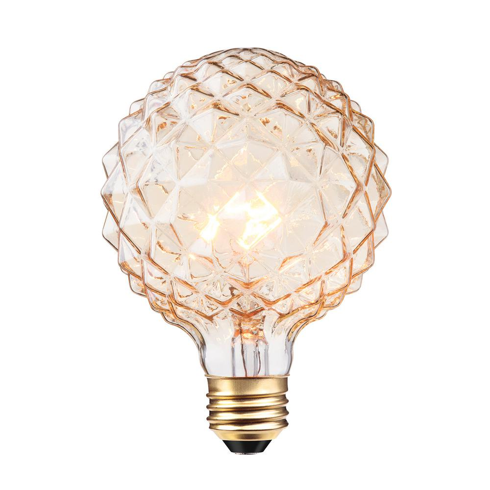 tint globe led filament bulbs gold household style lighting light lights decorative store dimmable vintage bulb edison product